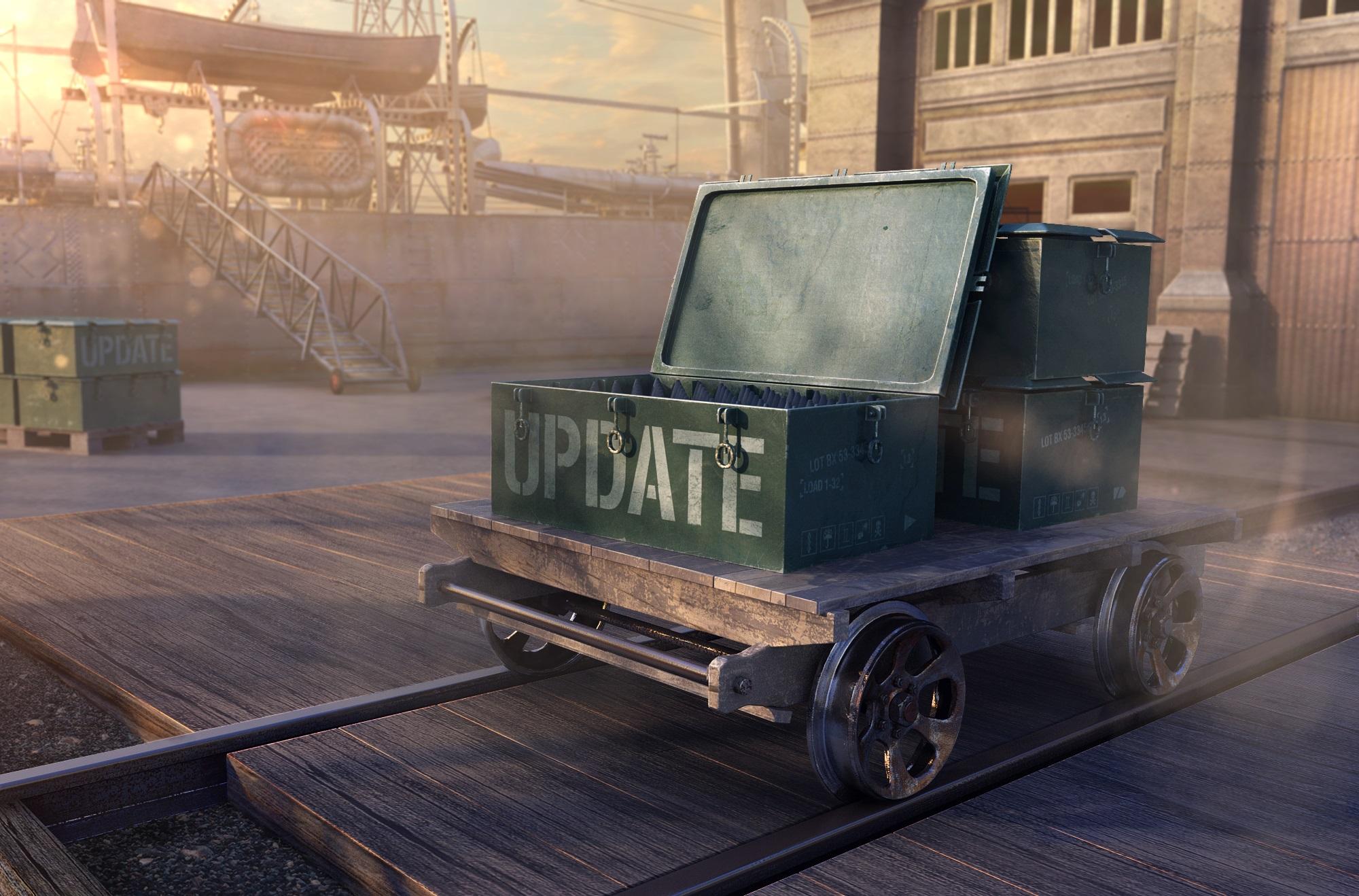 Game Updates | World of Warships
