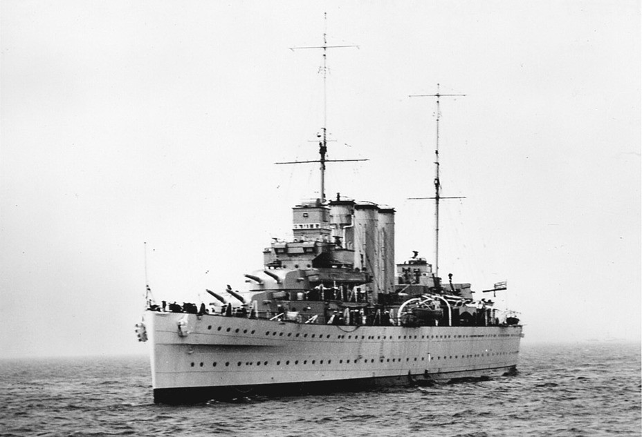 History Spotlight The Hunt For Bismarck World Of Warships