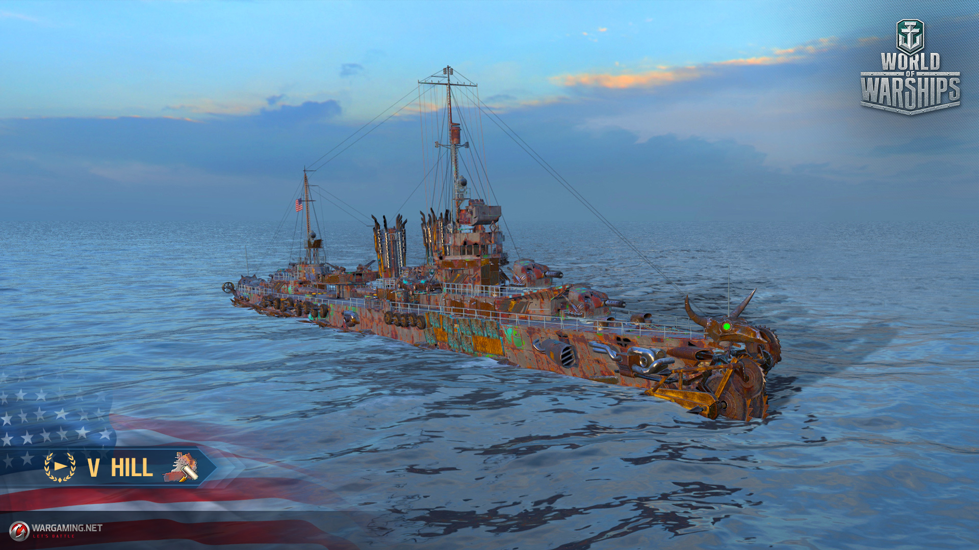Update 0 8 5: Rogue Wave | World of Warships