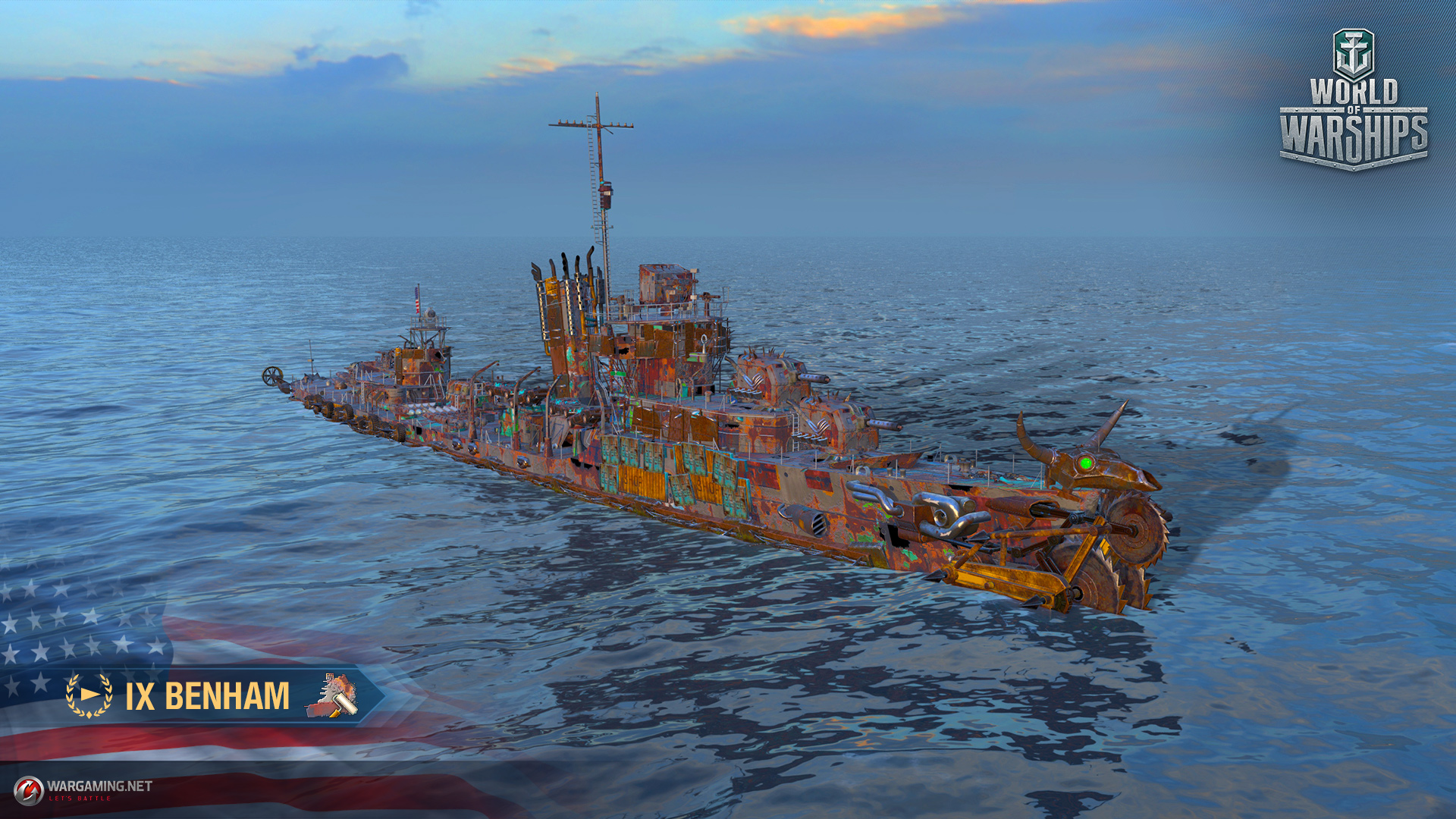July Combat Missions: Ride the Rogue Wave! | World of Warships