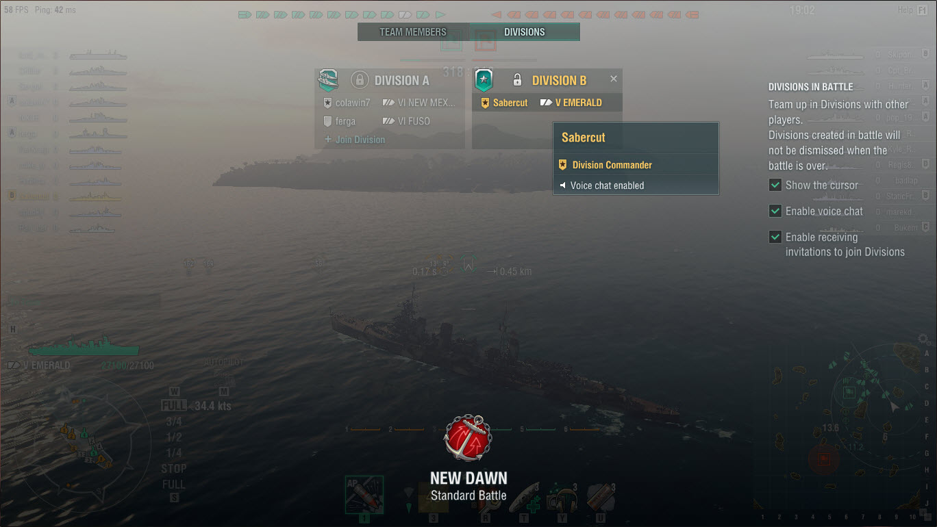 Playing With Friends | World of Warships