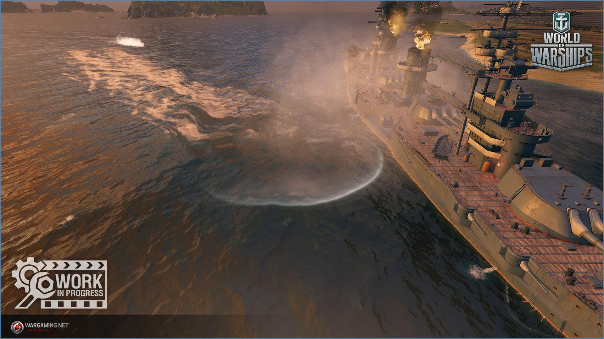 Submarines | World of Warships