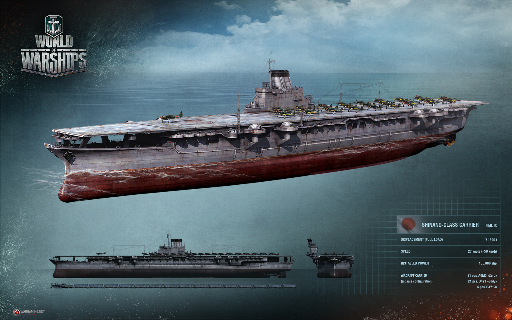 How To Play An Aircraft Carrier Part News World Of Warships - Location of us aircraft carriers map