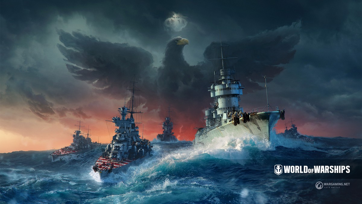 Jan 31 Return Of The Fleet Of Fog World Of Warships Wows Admiral Ships Commanders All In One In Pursuit Of Premium Ships Arpeggio Of Blue Steel Ars Nova If You Re Interested In Recruiting One Or More Of These Remarkable Commanders Click