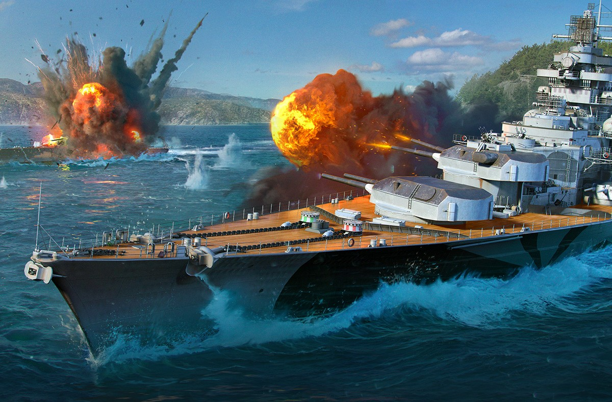 World of Warships: Legends Is Getting Fully Released