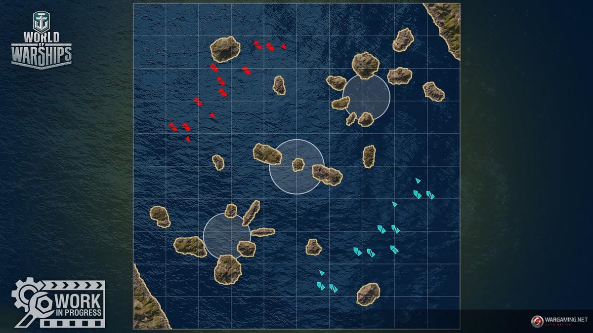 Developer Bulletin 0 8 1   World of Warships
