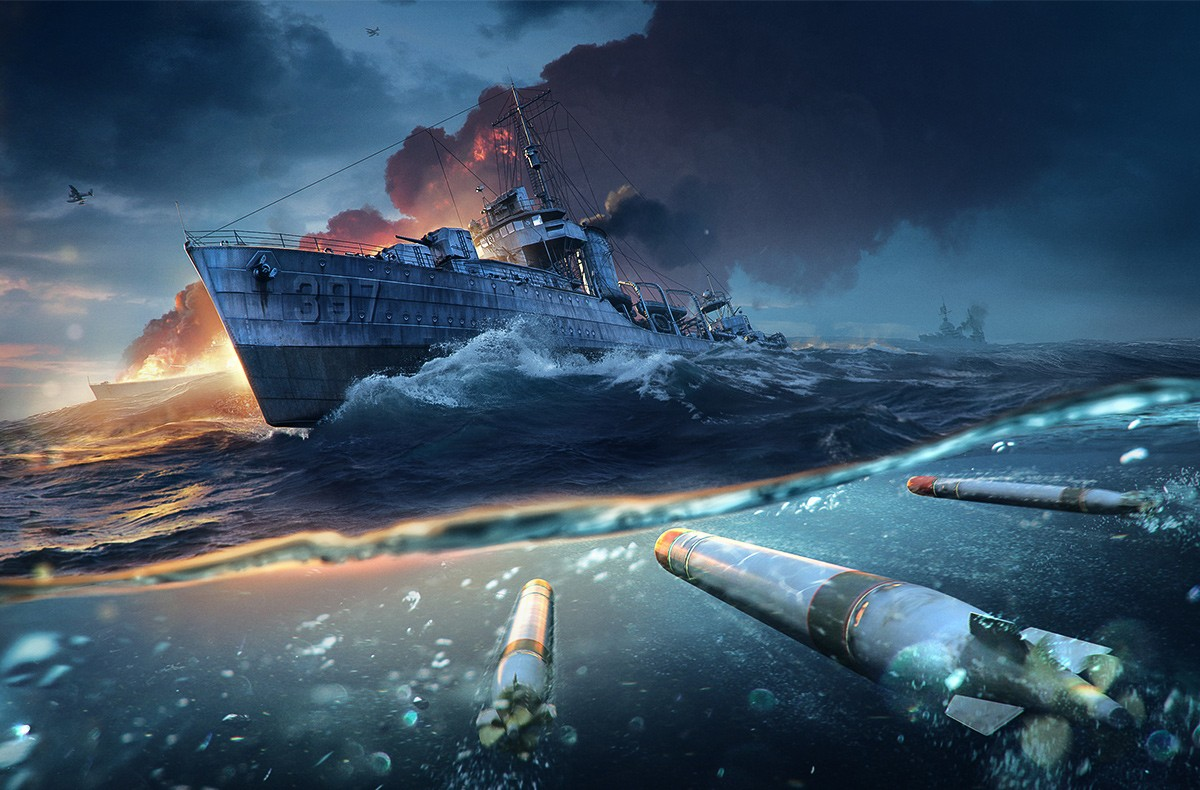 Fight for Premium Ships – The Battle of Savo Island | World of Warships