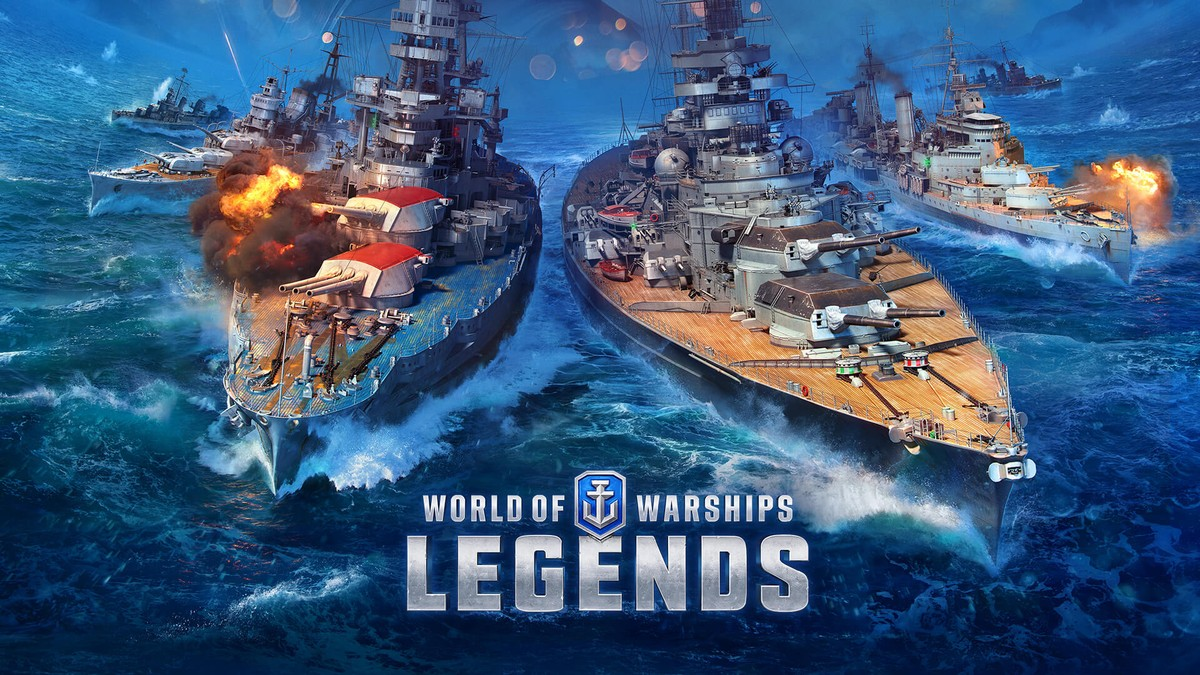 Pre-Register for the World of Warships: Legends Closed Beta